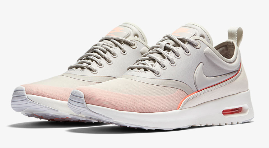 Natural Tones Highlight This Latest Nike Air Max Thea Ultra •  KicksOnFire.com