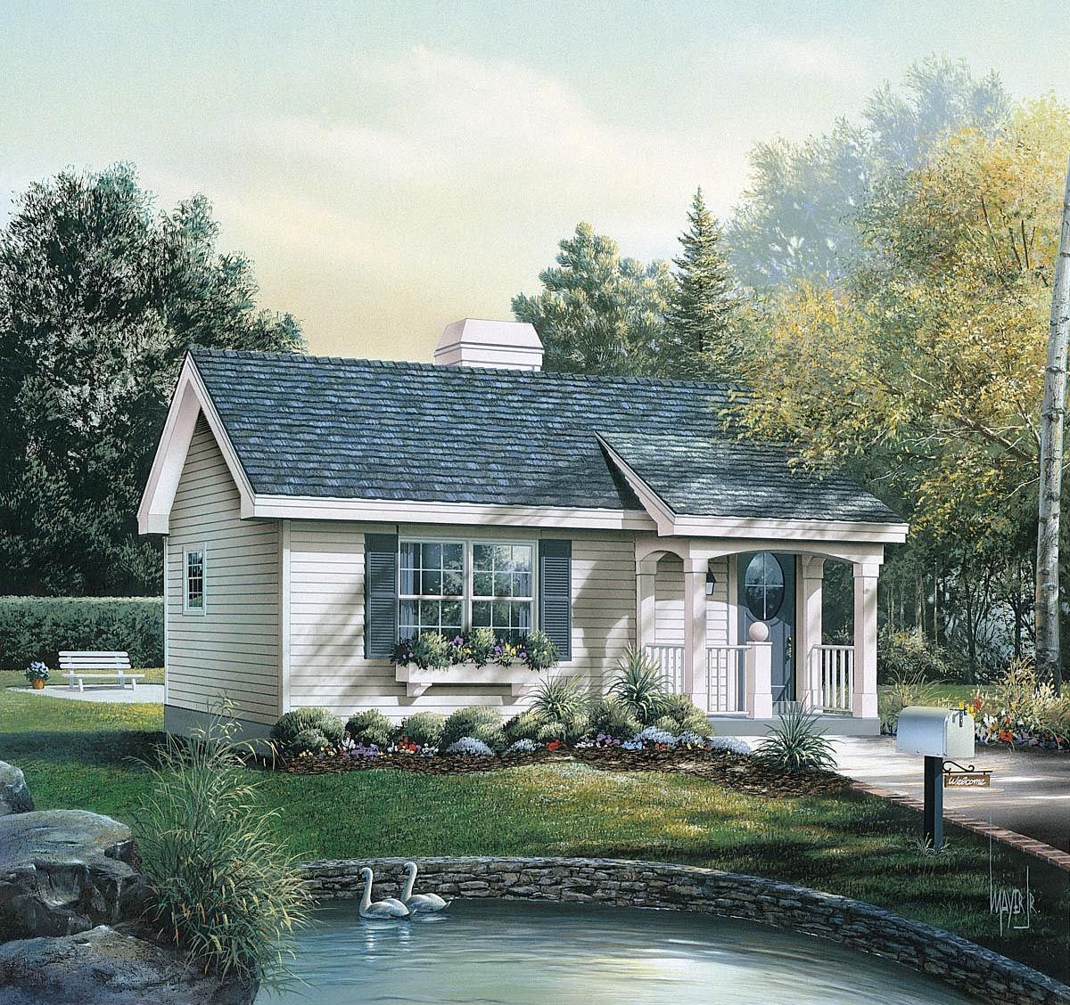 cute lake home designs. Cabin Home Plans 1000 sq ft craftsman style floor plan  Google Search Tiny Houses