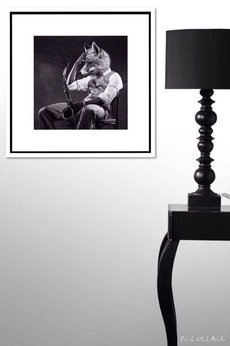 Accessoire Deco Decoration Cadre Photo Noir Blanc