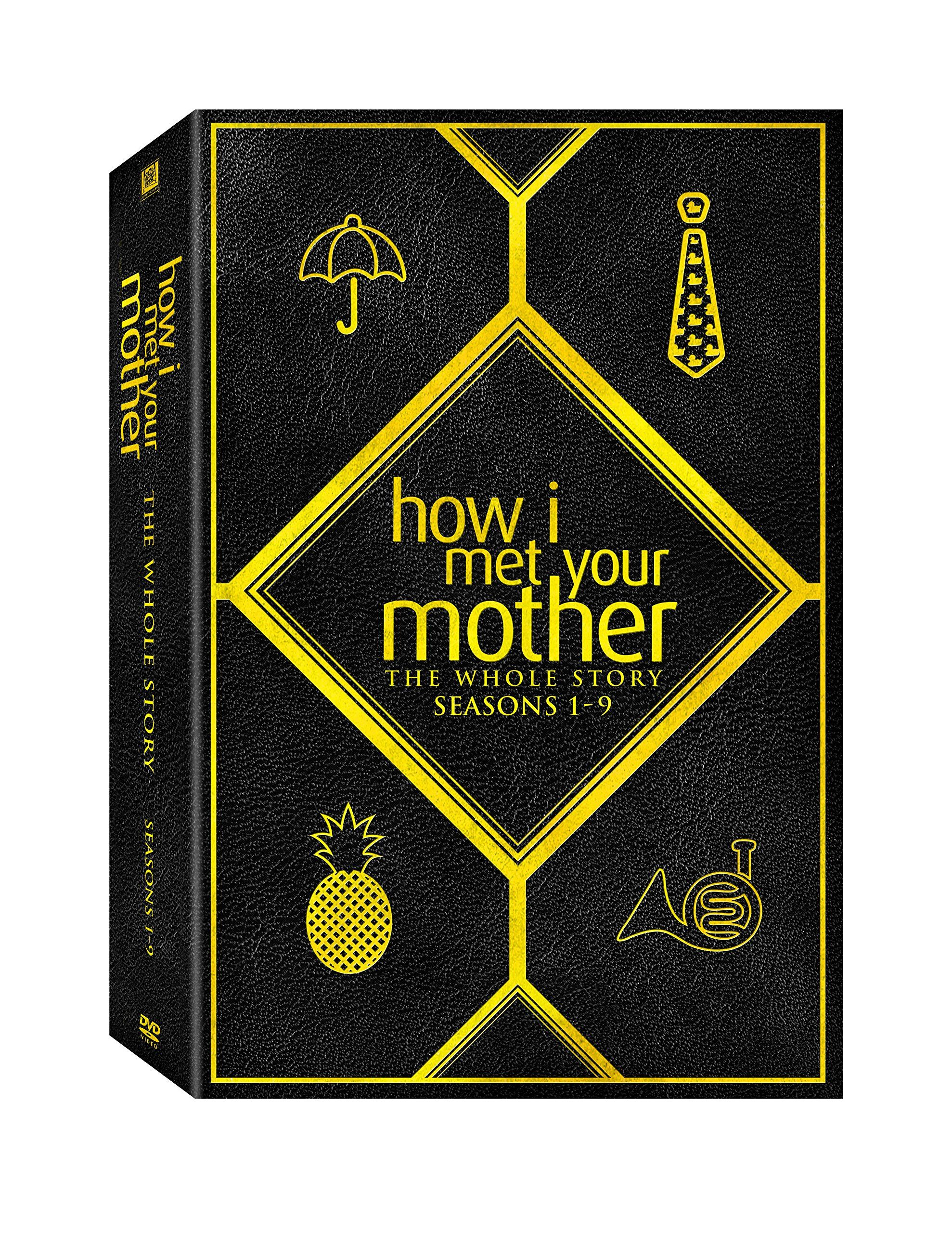 How I Met Your Mother The Complete Series Como Conoci A Tu