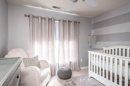 Elegante Pastellnuancen Ideen Fur Kleines Babyzimmer Gestalten
