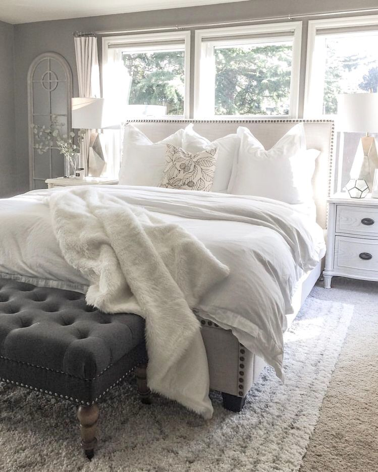 Bedroom, Bedroom Decor And Home Decor