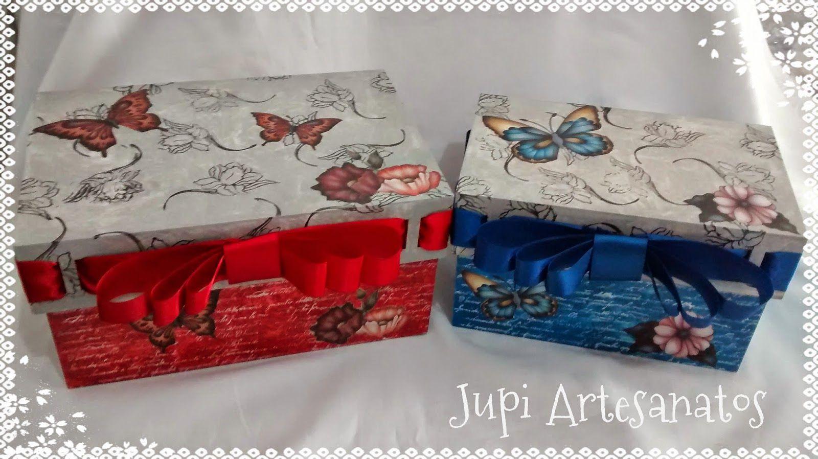 Jupi Artes: Caixas