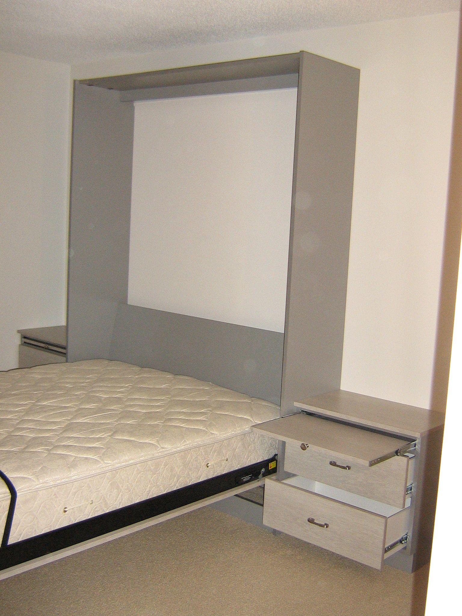 Wall Bed, Murphy Bed, California Closets Twin Cities, MN Wall Beds, Murphy