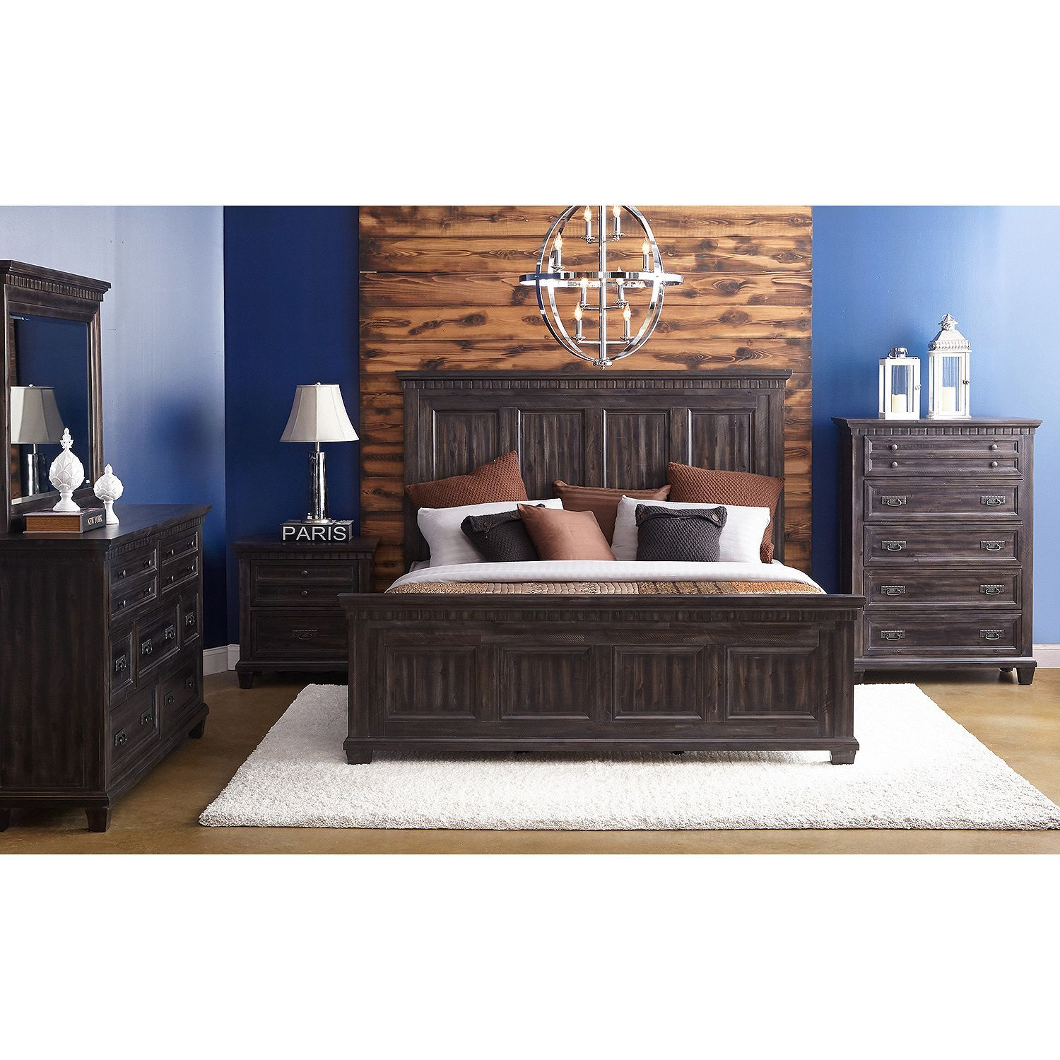 Steele Bedroom Furniture Set (Assorted Sizes) - Sam\'s Club ...