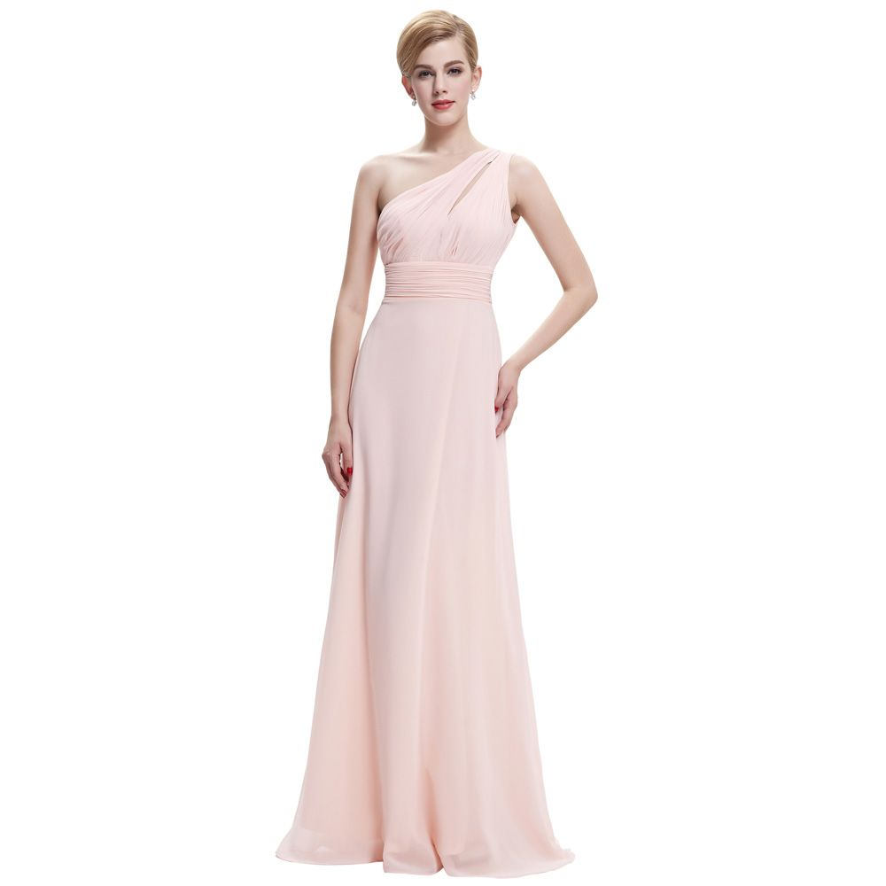 Alle Kleider schicke lange kleider : Eine Schulter Sexy Formale Abendkleider für Frauen Abendkleider ...