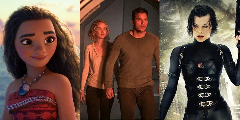 Confira os FILMES que estreiam no mês de janeiro