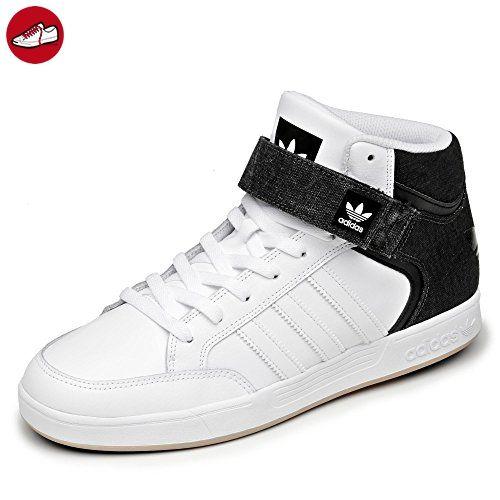 Adidas Schwarz Herren Varial Metà Skaterschuhe, Schwarz Adidas / Wei ß / Brown cf6274
