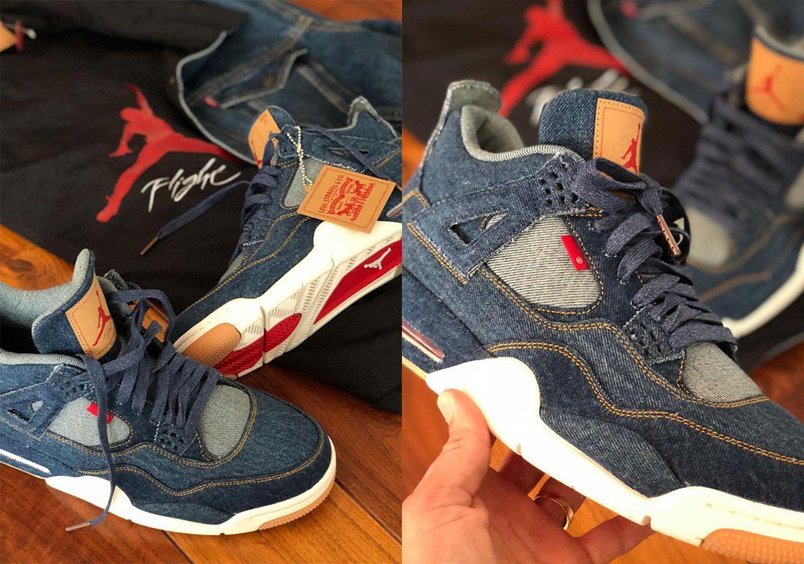 259f4b93a70662 Jordan 4 Levis Denim Release Info  thatdope  sneakers  luxury  dope  fashion   trending