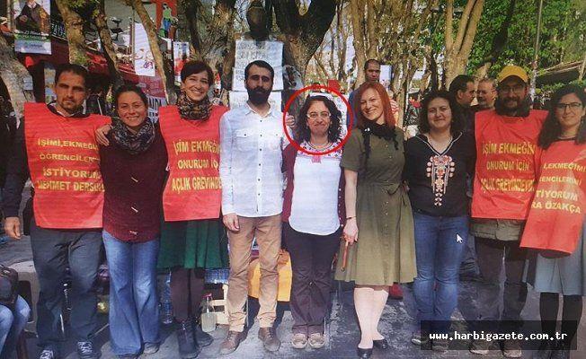Dhkp C Nin Memur Yapilanmasinin Turkiye Sorumlusu Yakalandi Ankara Da Dhkp C Nin Kuryesi Oldugu Gerekcesiyle Gozaltina Alinan Yeter Gonul Aydin In Teror O Memur