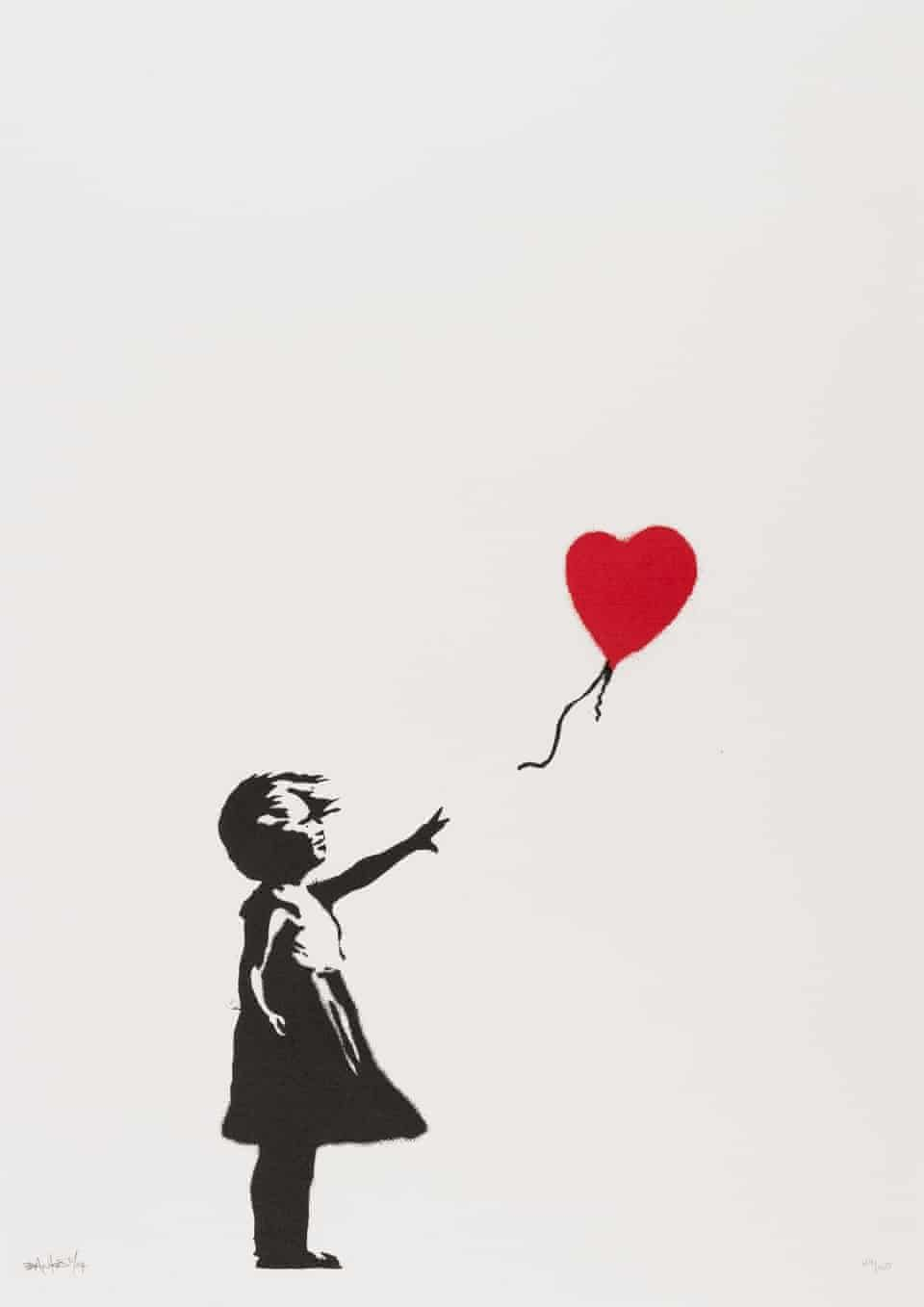 Banksy artworks up for auction in New York – in pictures