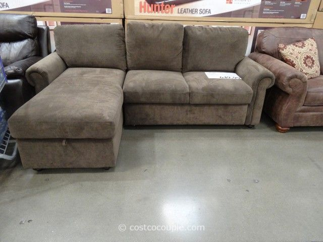 Beautiful Pulaski Newton Sofa Chaise Costco
