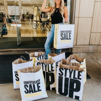 Nordstrom Anniversary Sale – Try On & Purchases