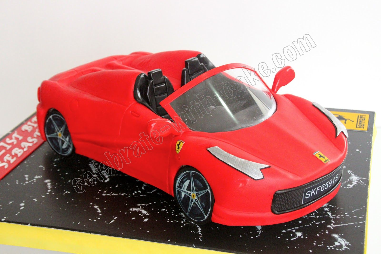 A blog about customized cakes in singapore 3d torten pinterest a blog about customized cakes in singapore baditri Gallery