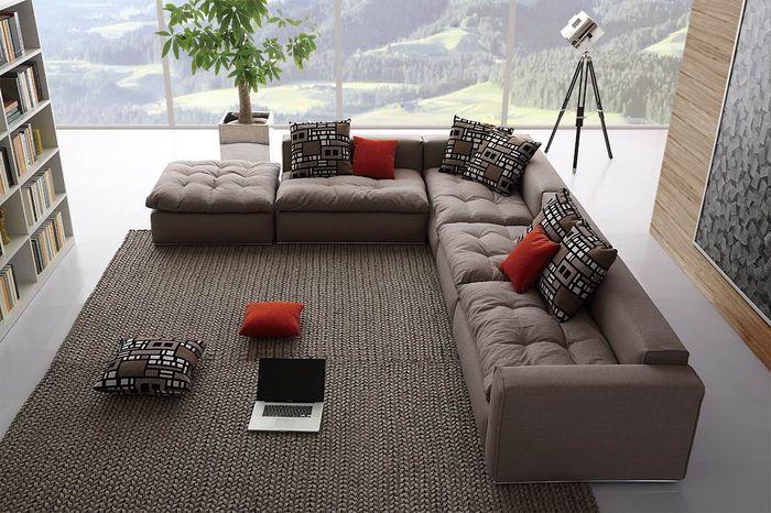 Modulnye Divany Dlya Gostinoj Protiv Postoyanstva In 2020 Modern Sofa Living Room Sofa Set Designs Sofa Design