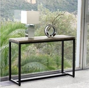 wrought iron console visit stonecountyironworkscom for more wrought iron designs beautiful combination wood metal furniture