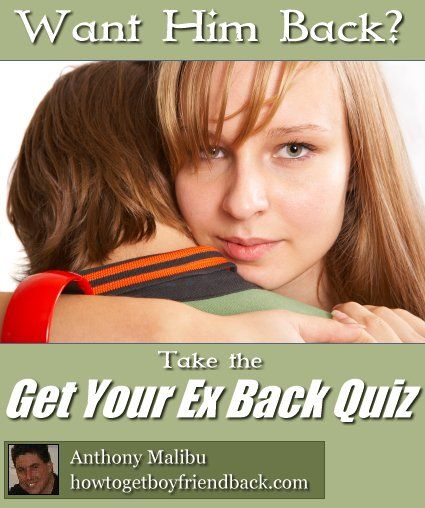 Should you get back with your ex quiz
