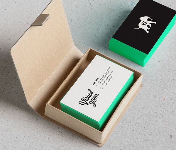 20 minimalistic professional business card designs business even in this day and age business cards are important they can serve many professional colourmoves