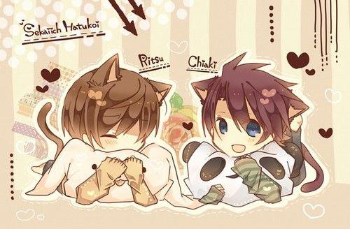Ritsu & Chiaki
