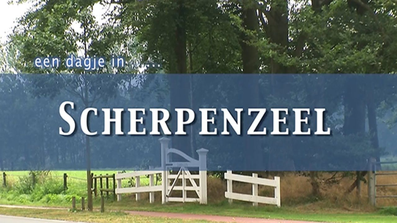 Film gemeente Scherpenzeel Highway signs Structures
