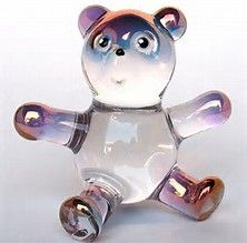 Image result for Blown Glass Bears