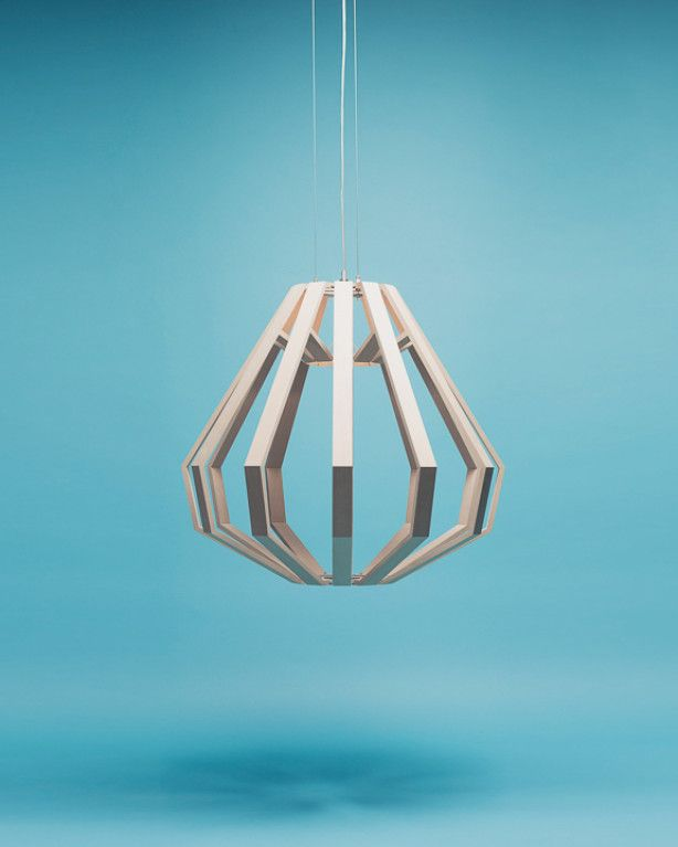 Apollo 8 Command Module - Shop - L'ArcoBaleno. Bordeaux-based craftsman and art director Gaël Wuithier transmitted his love of 1960s-era space exploration into a collection of high end, high concept lighting fixtures, manufactured by his company Woodlabo.