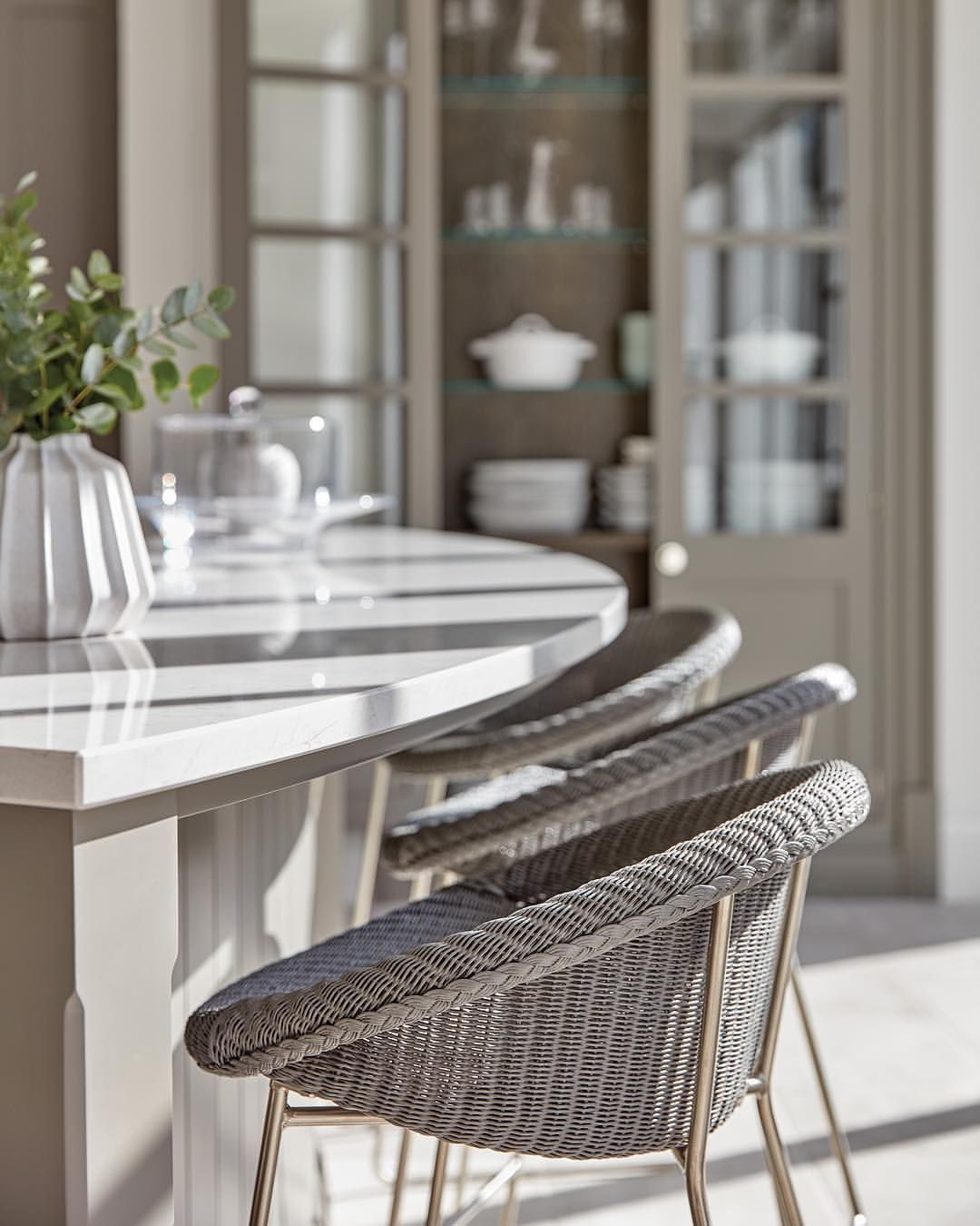 Absolutely In Love With These Counter Stools Joe Counter Stools From Vincent Sheppard Outdoor Kitchen Bars Tom Howley Kitchens New Kitchen Designs