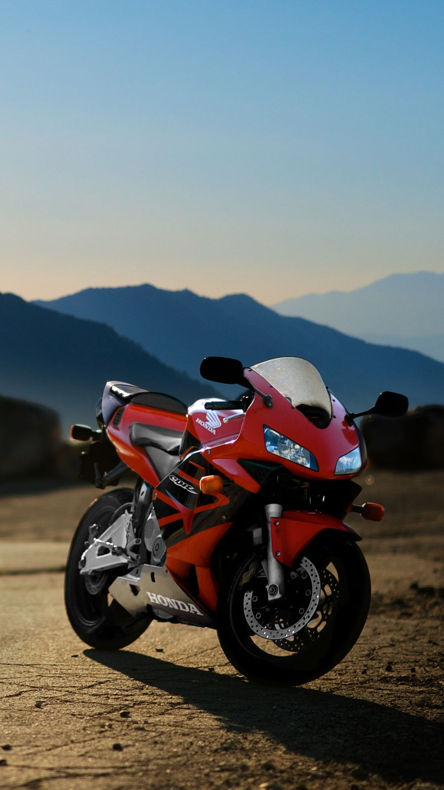 Honda CBR600rr Red Motorcycle IPhone Wallpaper