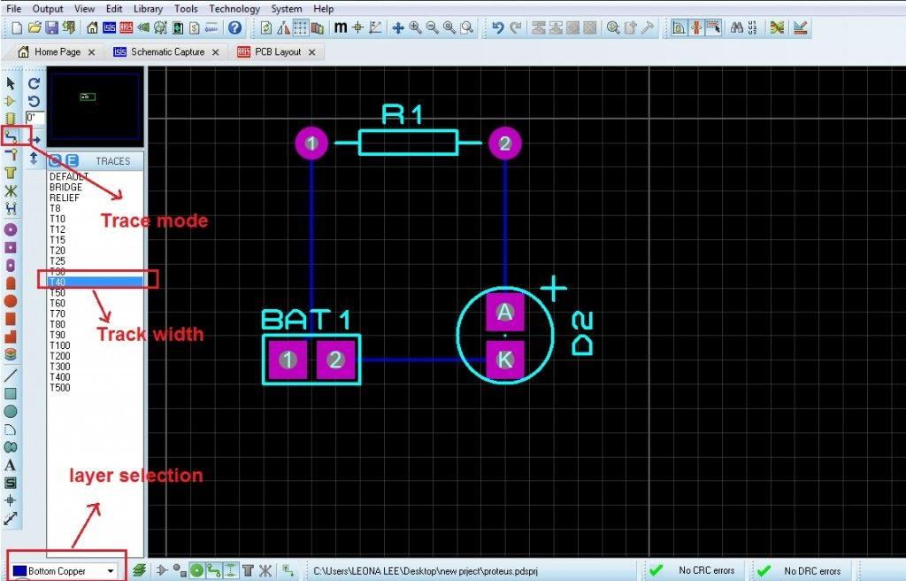 PCB Layout Design | cad