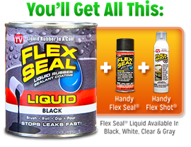Flex Seal | The Easy Way to Coat, Seal, and Stop Leaks Fast