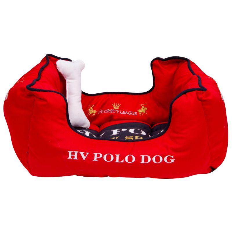 Polo Dog | Details zu HV Polo Hundebett dog bed Mendoza waschbar herausnehmbare s ...