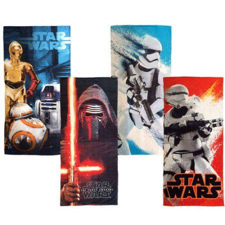 Star Wars Episode VII Bath Collection, White