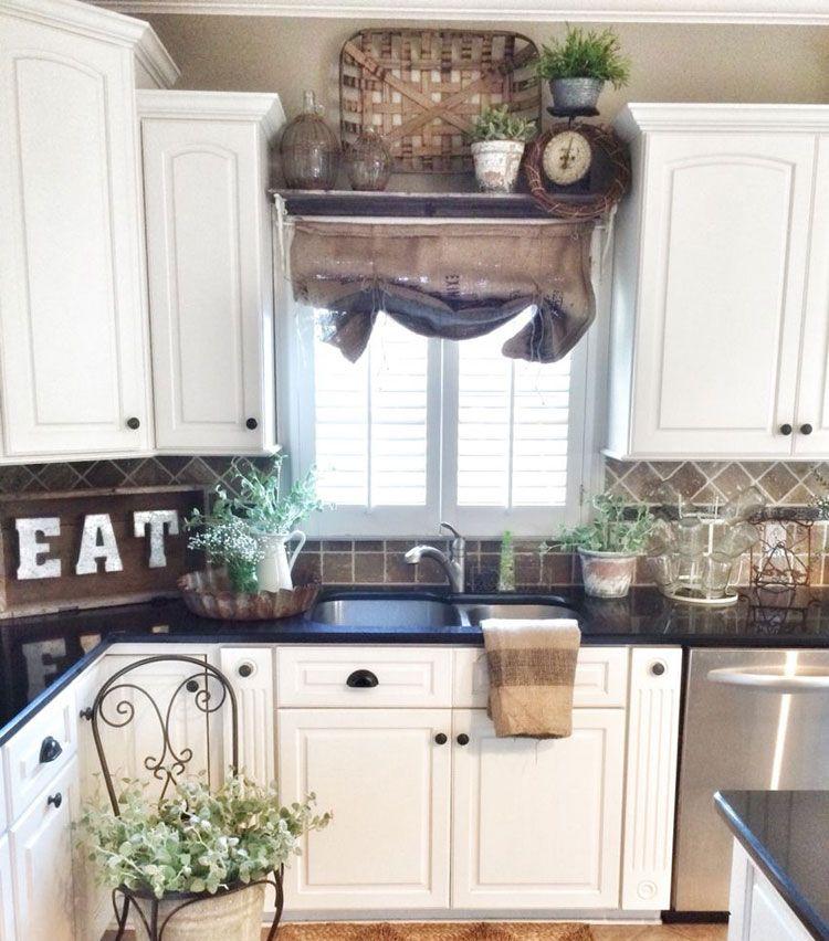 57 Kitchen Wall Decor Ideas Home Ideas Review In 2020 Farmhouse Kitchen Decor Farmhouse Style Kitchen Kitchen Window Decor