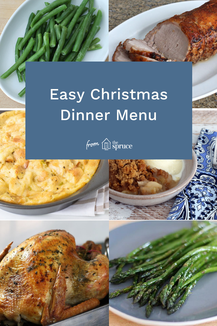 Easy Christmas Dinner Menu.Easy Christmas Dinner Menu And Recipes For A Delicious And