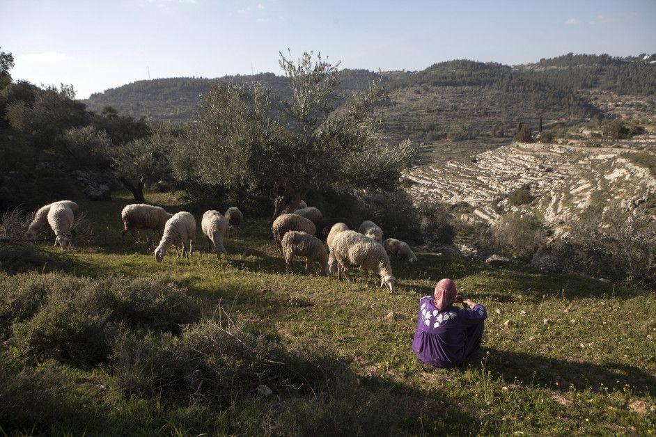 "In photos: al-Walaja village faces ""slow death"" as Israel takes its land"