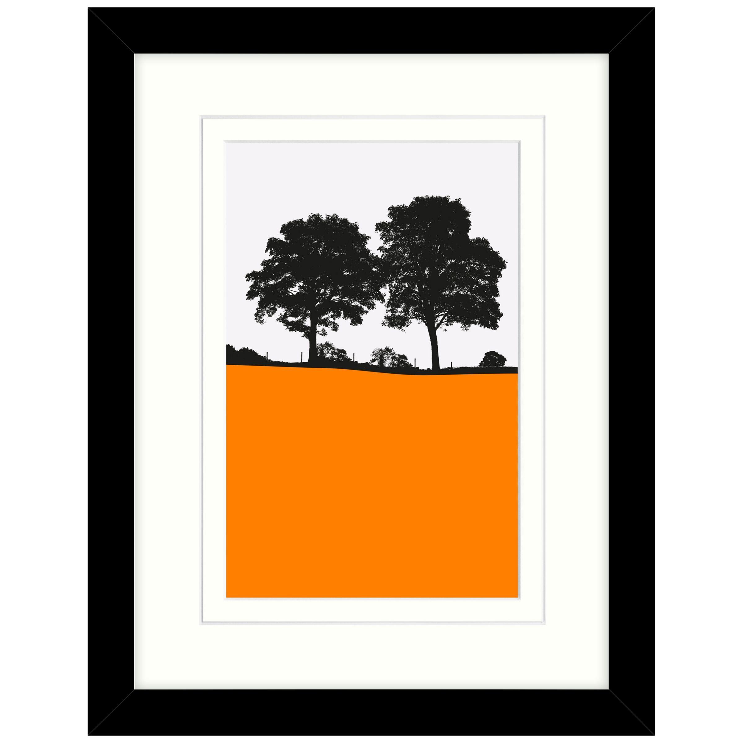 Jacky AlSamarraie Ballo Forest Perth Framed Print, 34 x