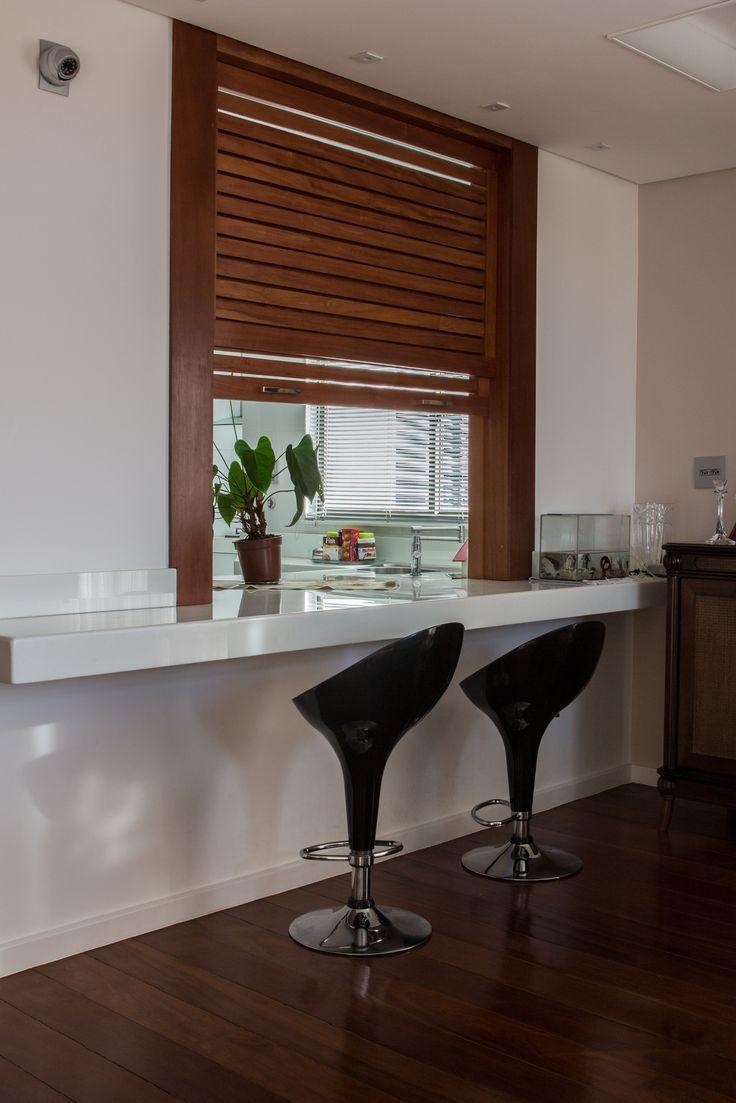 Cozinha Com Passa Prato Open Kitchens Cupboard And Decoration