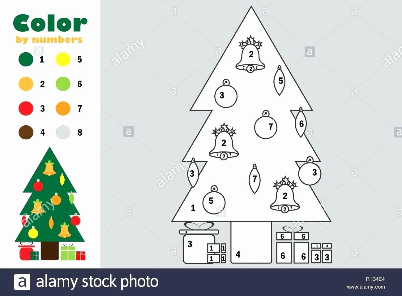 Coloring Cartoon Games Best Of Christmas Tree Color By Number Coloring Pages Regionpaper Tree Coloring Page Christmas Tree Pictures Coloring Pages