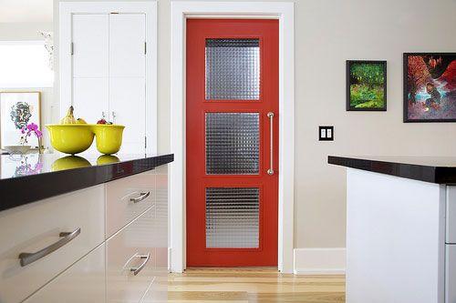 puertas correderas cocina cristal - Puertas Correderas Cocina