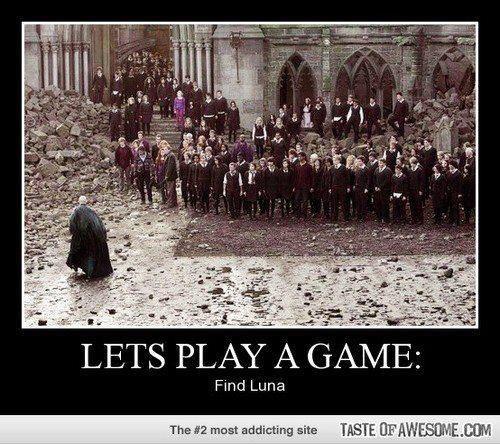 Find Luna Harry Potter Jokes Harry Potter Funny Harry Potter Memes