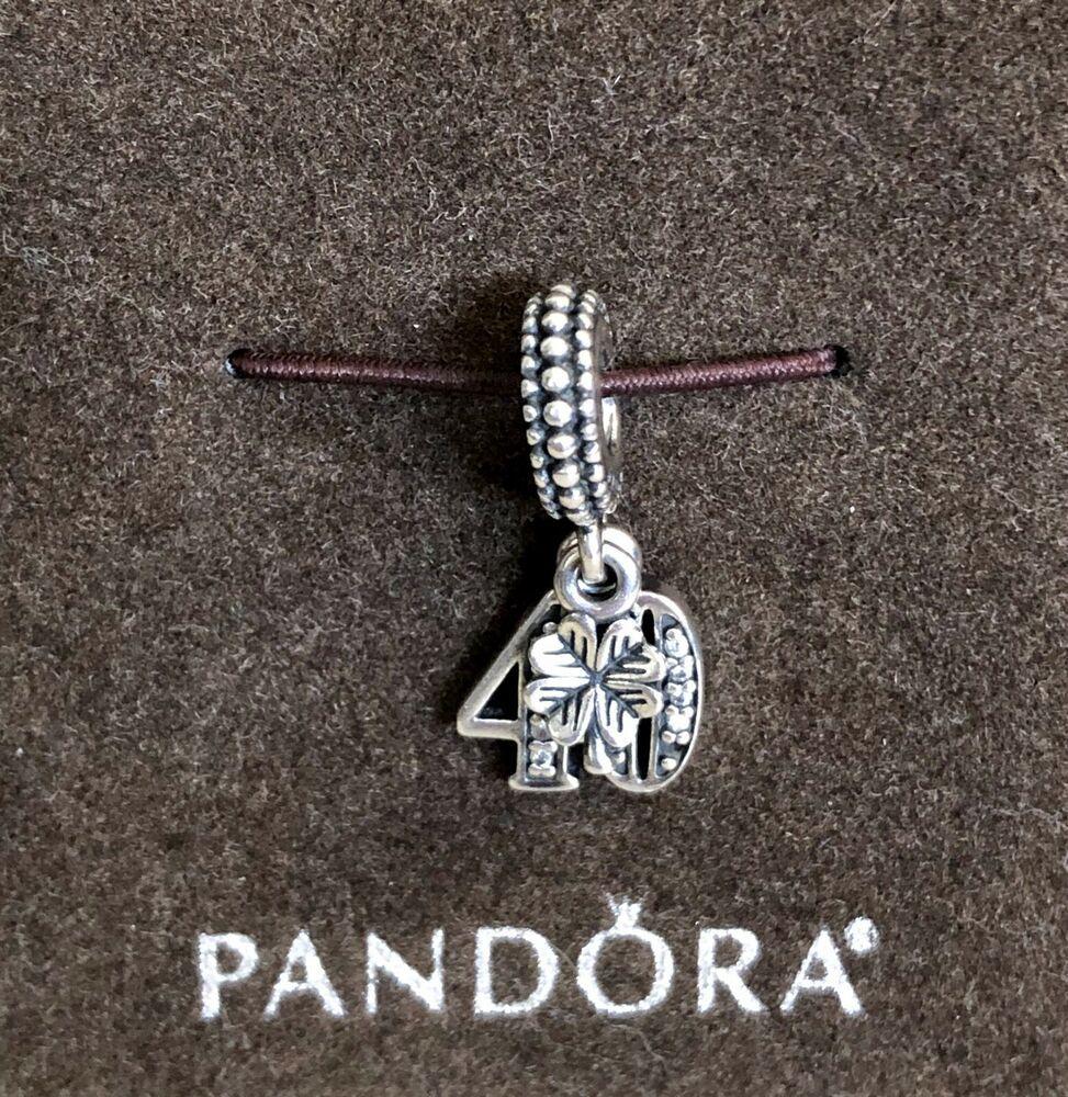 pandora charms 40
