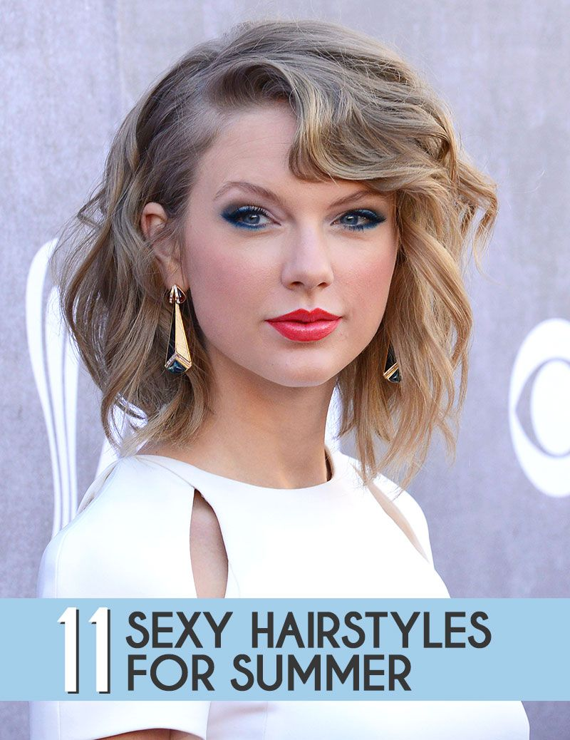 Sexy hairstyles for summer looks to love beachy waves hair
