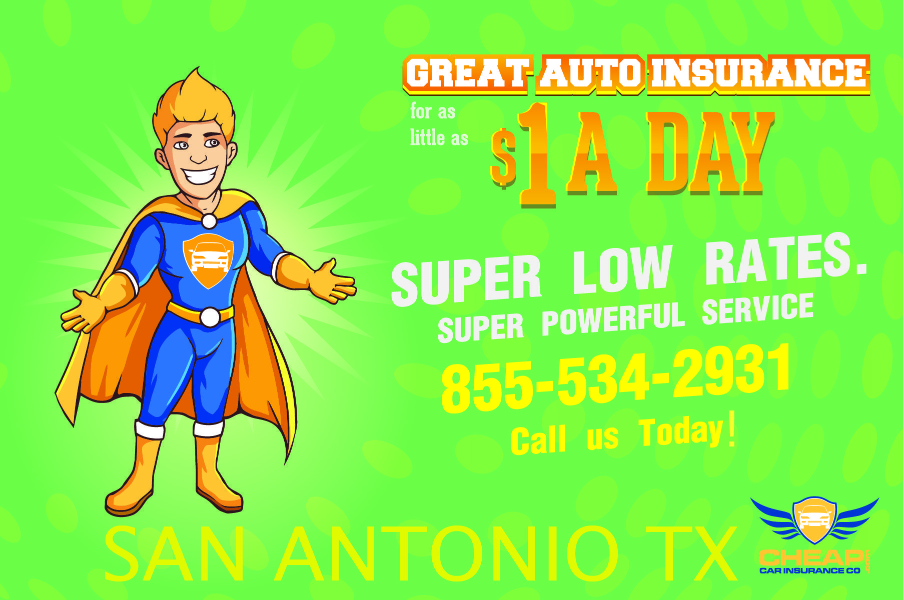 Affordable Auto Insurance In San Antonio Tx We Offer The Best In