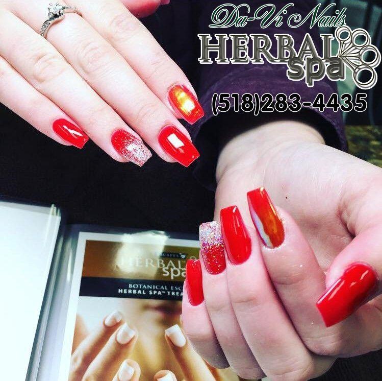 Davi Nails Salon And Spa L L C Nail Salon In Rensselaer New York 12144 Nail Salon And Spa Nail Designs Nail Salon