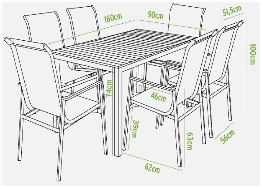 Resultado De Imagen Para Dimensiones Comedor Medidas Mesa Comedor Medidas De Mesas Diseno De Mesas De Comedor