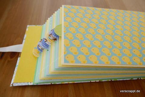 mini album minialbum baby babyalbum junge boy kuverts. Black Bedroom Furniture Sets. Home Design Ideas