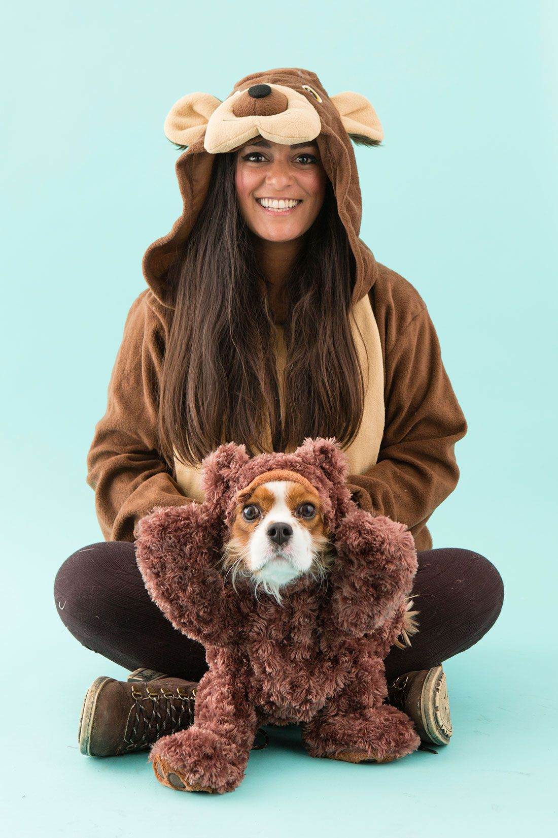 4 Funny Diy Dog And Dog Owner Costumes Dog Halloween Costumes