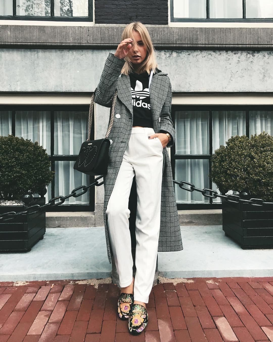 Beyaz T-Shirt ile 14 şık stil önerisi