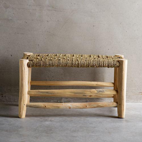 banc marocain banc palmier la maison pernoise lamaisonpernoise mazet lou cade pinterest. Black Bedroom Furniture Sets. Home Design Ideas