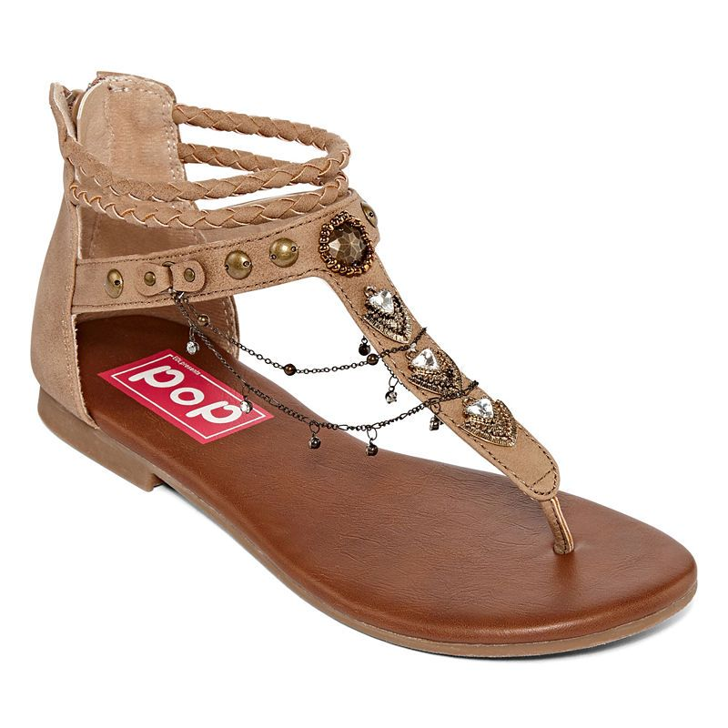 a7535cb5c5ca Just got these at shoe carnival enjoyed wearing them every minute! Pop  Amica Womens Gladiator Sandals